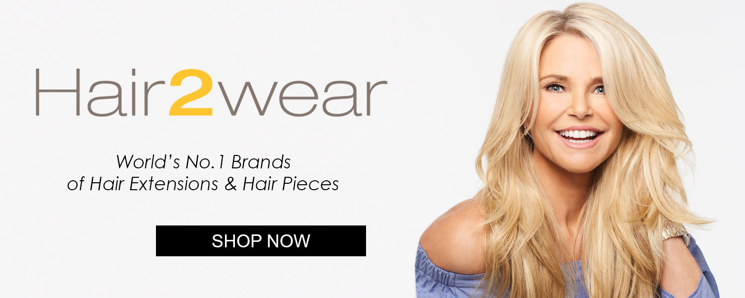 Christie Brinkley Hair2wear Collection Easi Hair Extensions
